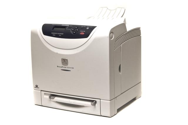 Fuji Xerox Australia DocuPrint C1110