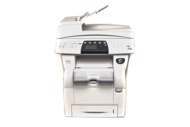 Fuji Xerox Australia Phaser 8560MFP