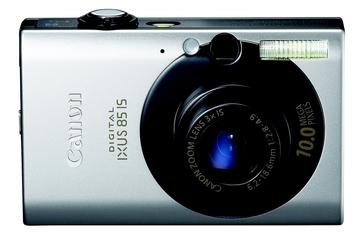 Canon Digital IXUS 85IS