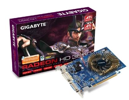 Gigabyte Radeon HD 3650 (GV-RX365512H)