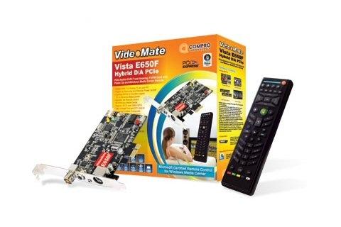 Compro Australia VideoMate Vista E650F