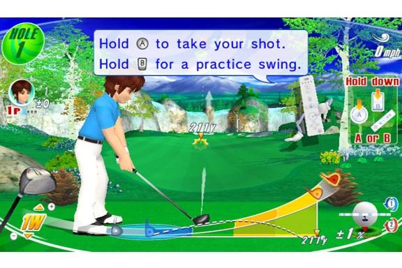 Capcom We Love Golf!