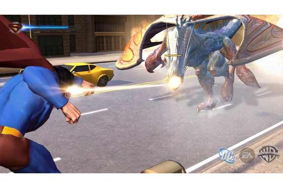 EA Games Superman Returns: The Videogame