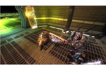 Sega Space Siege