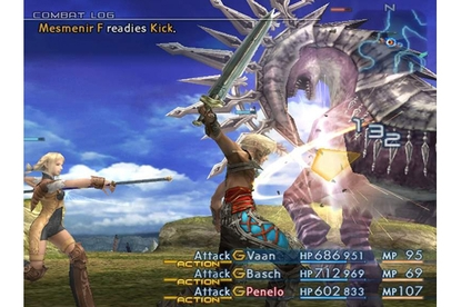 Square Enix Final Fantasy XII