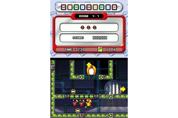 Nintendo Australia Mario vs Donkey Kong 2: March of the Minis