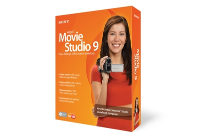 Sony Vegas Movie Studio 9