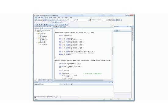 Microsoft Visual Studio 2008 SP1