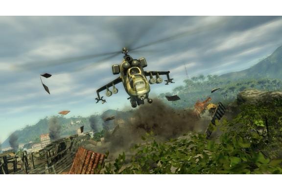 EA Games Mercenaries 2: World in Flames