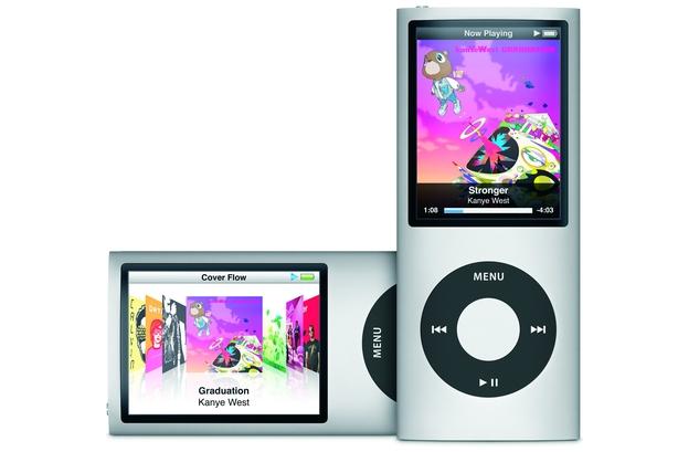 Apple iPod nano (4th Generation)
