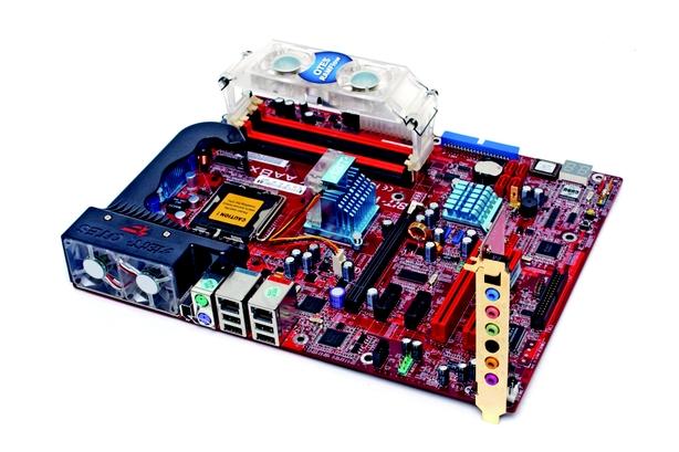 Abit Computer Fatal1ty AA8XE motherboard