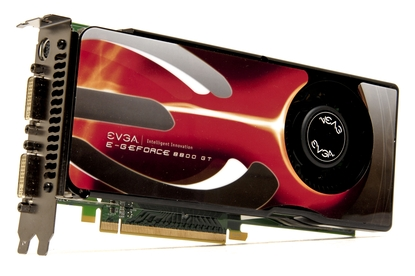 EVGA 8800GT Akimbo Superclocked Edition (1GB GDDR3 PCI-E)