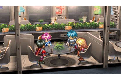 Square Enix Star Ocean: First Departure