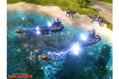 EA Games Command & Conquer: Red Alert 3