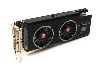Sapphire Radeon HD 4850 x2