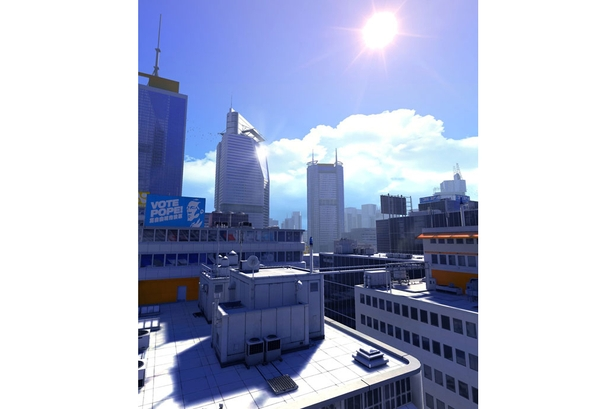 EA Games Mirror's Edge