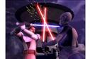 LucasArts Star Wars The Clone Wars: Lightsaber Duels
