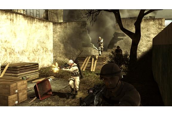 Sony Computer Entertainment SOCOM: U.S. Navy SEALs Confrontation