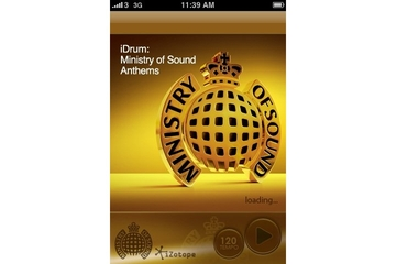 iZotope iDrum: Ministry of Sound Anthems Edition