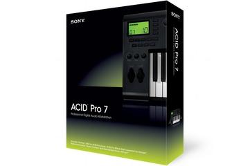 Sony Sony ACID Pro 7