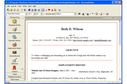 Sarm Software Resume Builder 4.8