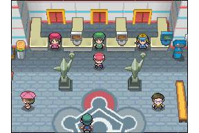 Nintendo Australia Pokemon Platinum