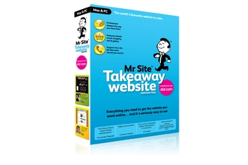 Mr Site Takeaway Website Version Two