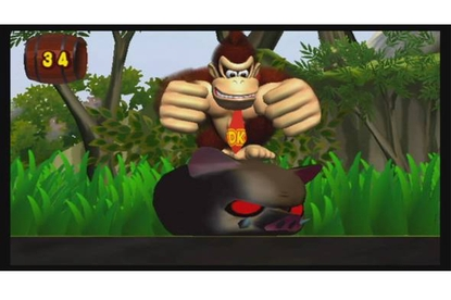 Nintendo Australia New Play Control! Donkey Kong Jungle Beat