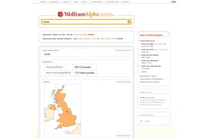 Wolfram Alpha LLC Wolfram Alpha