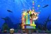 EA Games Boom Blox Bash Party