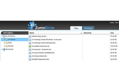Zectar ZumoDrive