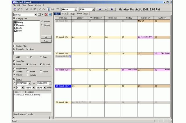 UKs Kalendar Kalendar