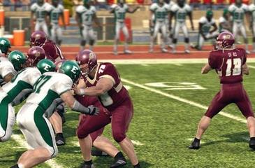 EA Games NCAA Football 10