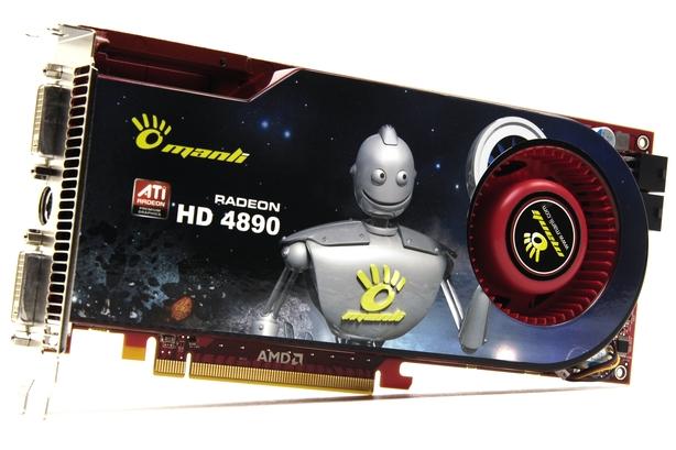 Manli Graphics Radeon HD 4890