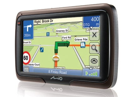 Mio Moov A470 Review: An affordable GPS unit with a 4 7in