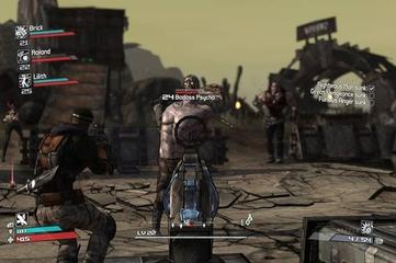 2K Games Borderlands