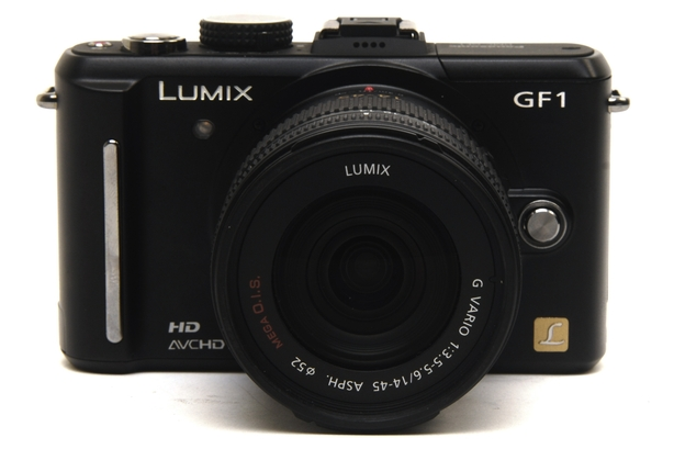 Panasonic LUMIX DMC-GF1-K digital camera