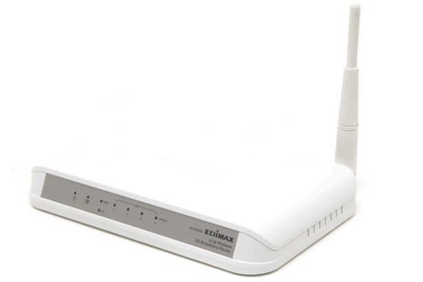 Edimax nLite Wireless 3G Broadband Router (3G-6200n)