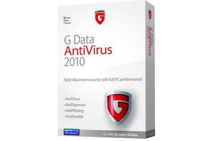 G-Data Antivirus 2010