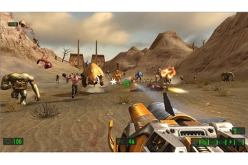 Devolver Digital  Serious Sam HD: The First Encounter