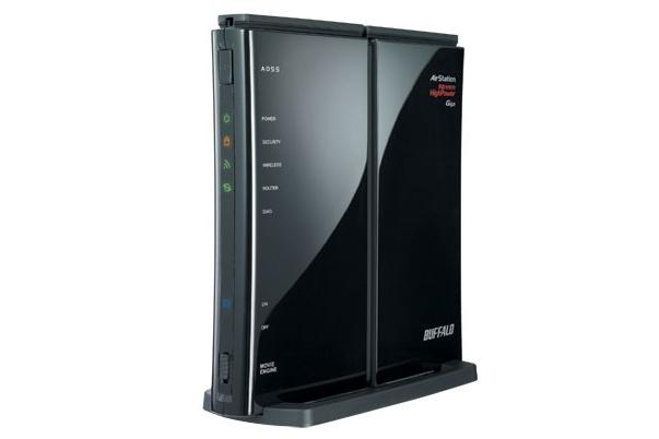 Buffalo Technology WZR-HP-G300NH