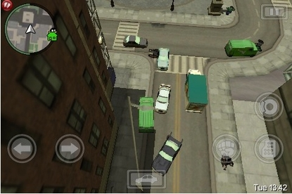 Rockstar Games Grand Theft Auto: Chinatown Wars for iPhone