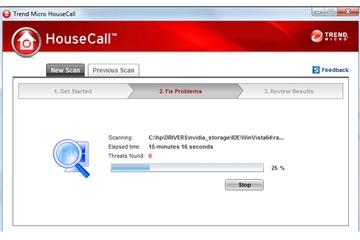 Trend Micro Australia HouseCall