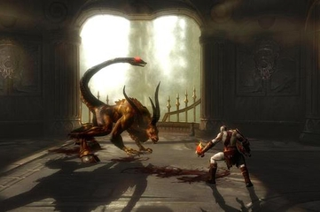 Sony God of War III