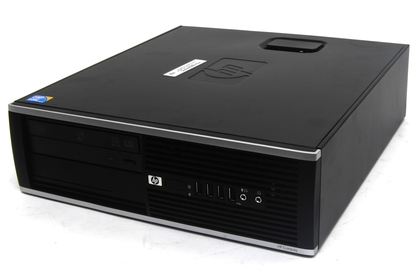 HP Compaq 8100 Elite Review: A small form factor HP desktop PC with