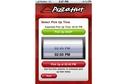 Pizza Hut iPhone app