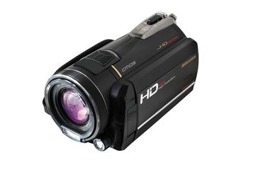 Millennius  Memmoir Gold Full HD 1080p Touchscreen Video Camcorder Camera
