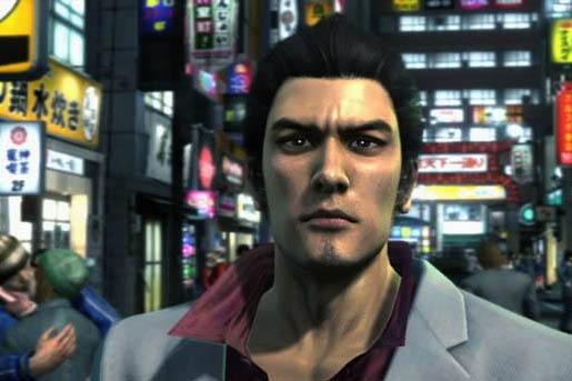 Sega Yakuza 3