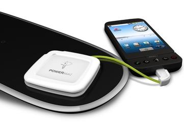 Powermat Wireless Charging Pad