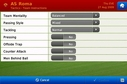 Sega Football Manager Handheld 2010 for iPhone